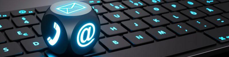 Kontakt für Problemen rund um SEO oder Wordpress Entwicklungen